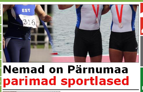parimadsportlased